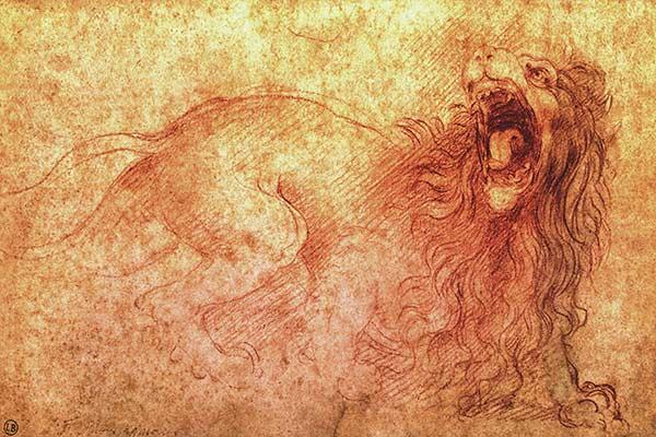 leonardo-da-vinci-lion